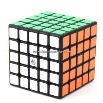 YuXin kylin cube 5x5x5 black for speed-solving Magic Cube Toys