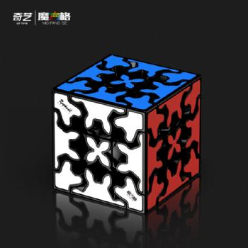 Newest Qiyi Gear 3x3x3 Magic Cube Mofangge Speed Gear Professional Cubo Magico Gear Puzzle Series Toys