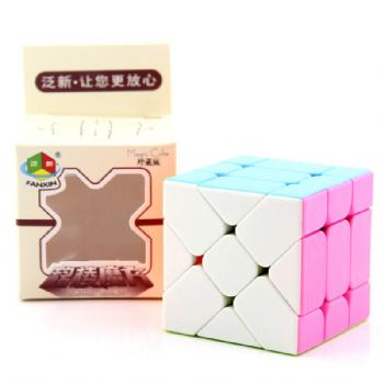 FanXin Yiling Fisher  3x3x3 Magic Cube 3x3 Professional Speed Puzzle Twisty Brain Teaser Antistress Educational Toys For Kid